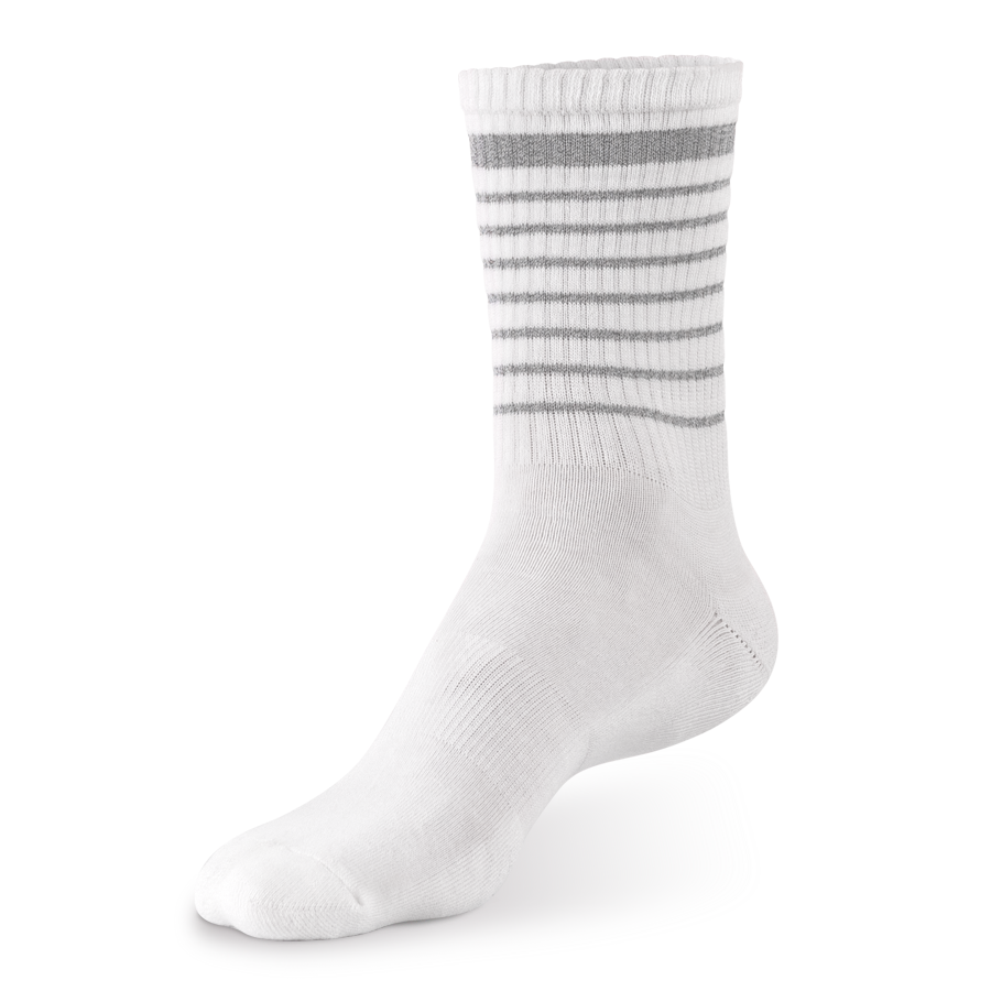 Reflective SOCKS (white) image