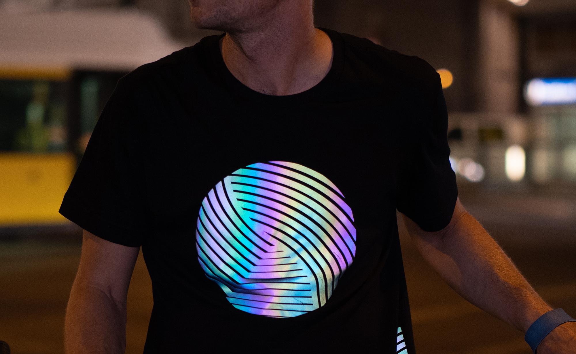 Schmucke reflektierende Textilien für euren Alltag image