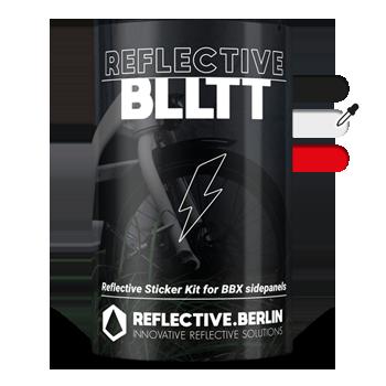 Reflective BLLTT: Coffee Racer image