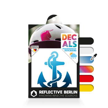 Reflective Decal - Anchor image