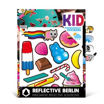 Reflective K.I.D. - Sweets image