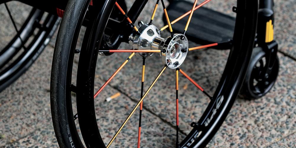 spokes Application photo - spokes