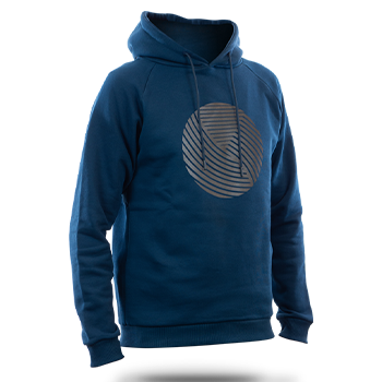 Reflective HOODIE (navy blue) image