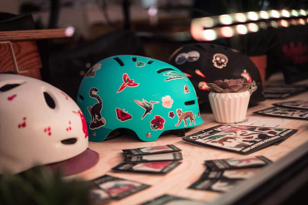 KID Helmet Kit