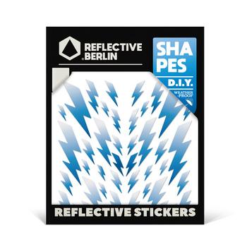 Reflective Shapes - Rock Rain image