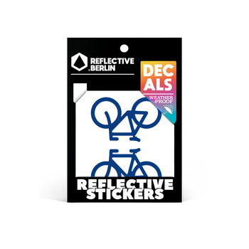 Reflective Decal - Bicycles image